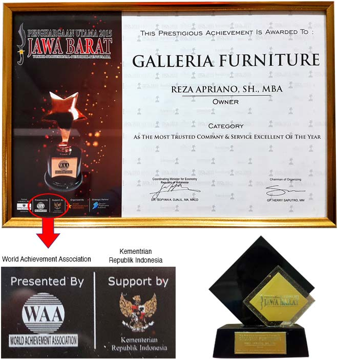 Galleria Furniture - The Most Trusted Company