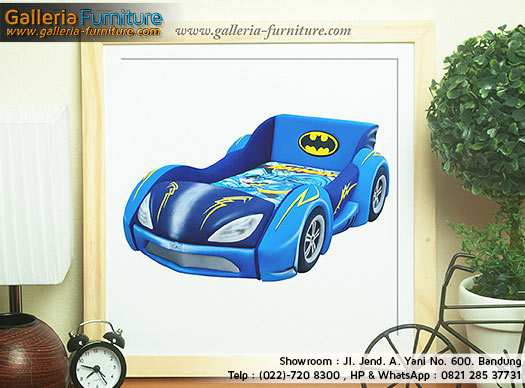 Spring Bed Center Bandung- Bigland Bed Car Batman