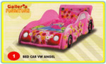 Bed Car VW Angel