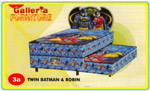 Batman & Robin Bed