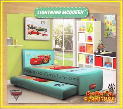 Florence Spring Bed - Lighting McQueen