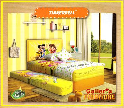 tempat tidur springbed anak florence harga lebih murah di