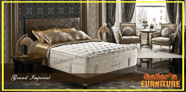 Spring Bed Lady Americana - Grand Imperial - Harga 2012