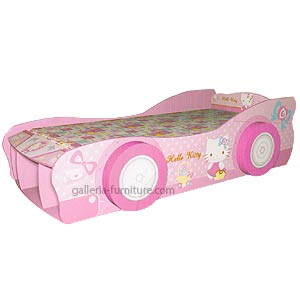 Harga Bed Car Hello Kitty