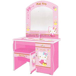 Dressing Table Hello Kitty - Harga Murah Bandung