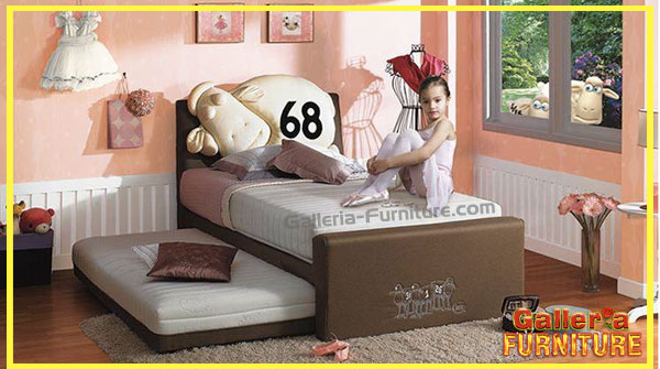 spring bed anak Serta Junior Girl