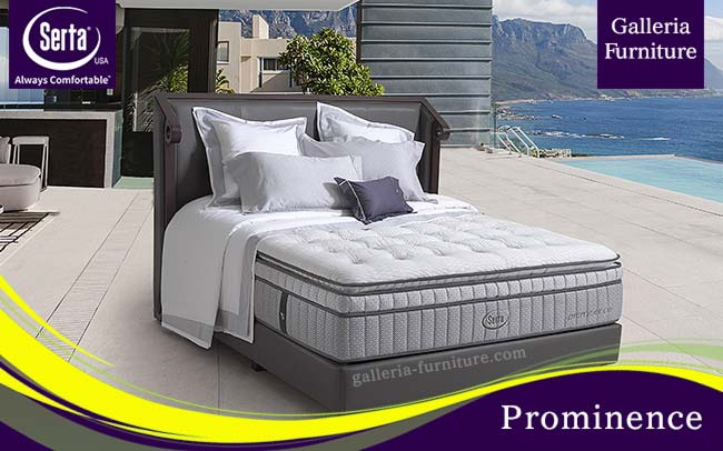 Matras Serta iProminence Murah - Galleria Furniture