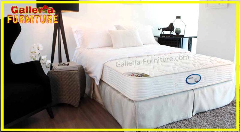 Matras Springbed Simmons Back Care Galleria Furniture Bandung