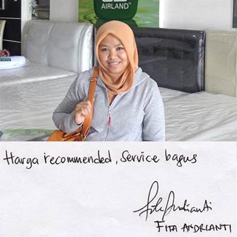 Harga Recommended Service Bagus