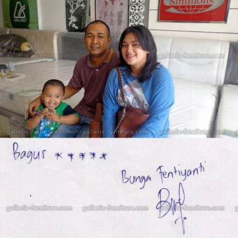 bagus - five stars rated