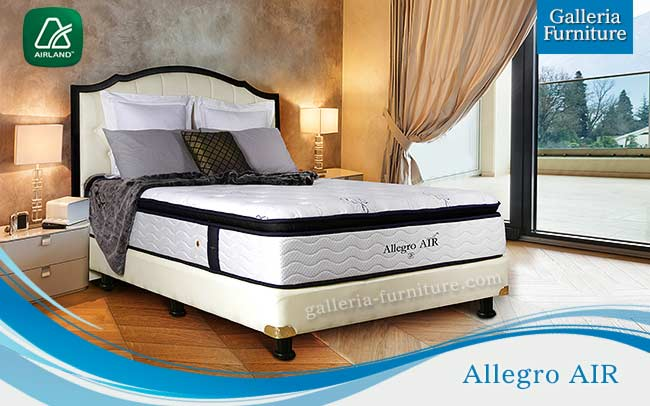 Kasur Latex Bagus - Airland Allegro Air