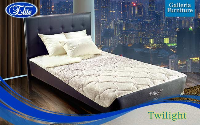 Harga Springbed Elite Twilight