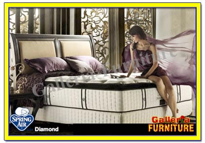 Spring Bed Terbaik - Spring Air Diamond